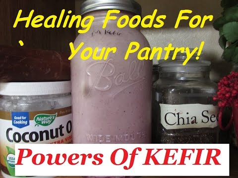 KEFIR: THE SUPER FOOD FOR YOUR HEALTH!!!