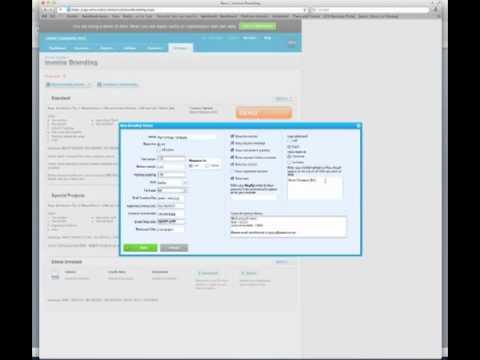 Customise Xero Invoice Templates
