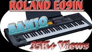 Roland bk3 indian tone | Music Jinni