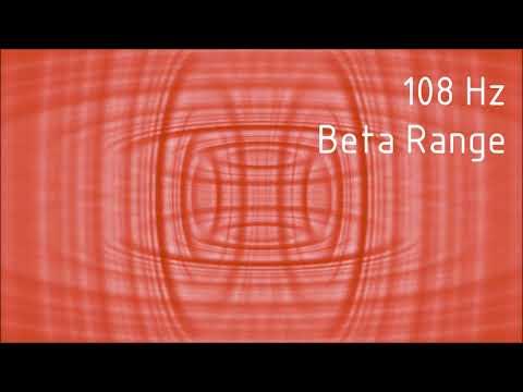 Pure 108 Hz Beta Range Binaural Beats [30 min]