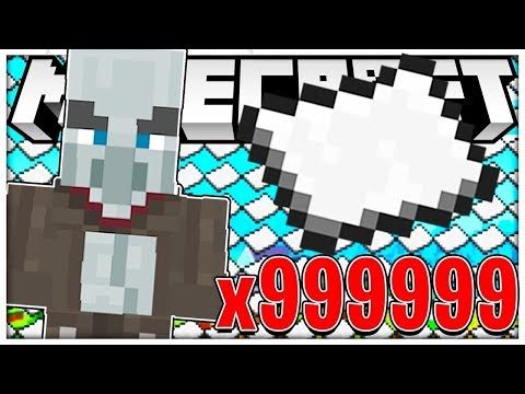 MEGA 3x OVERPOWERED MINECRAFT MONSTERS INDUSTRIES 3.0 (EPIC CASH AND MOBS)