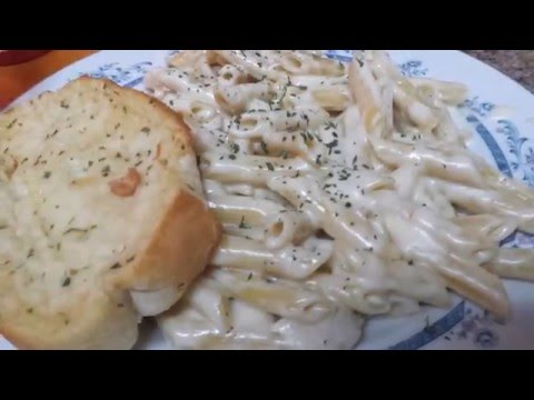 Pasta Alfredo (One Pot) very simply recipe