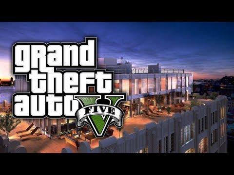 GTA 5 Online: Buy Houses, Garages, Planes & More! (GTA V)