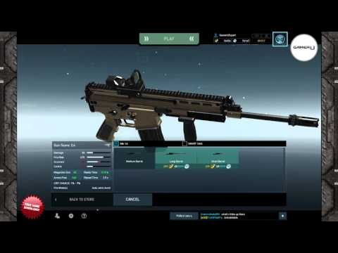 Tom Clancy's Ghost Recon Phantoms - Weapon Modification