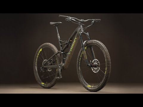 Specialized S-Works Stumpjumper 29 Review - 2018 Bible of Bike Tests