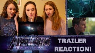 Download AVENGERS: ENDGAME Trailer Reaction!! Video