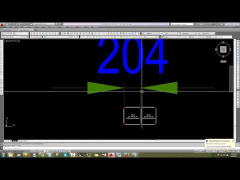 How to Scale millimeter file to feet file & feet file to millimeter file in AutoCAD