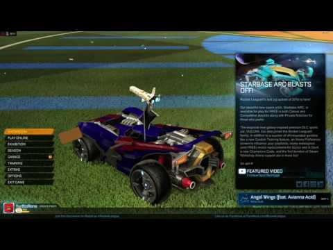 How to Download and Play Steam Workshop Rocket League Maps!