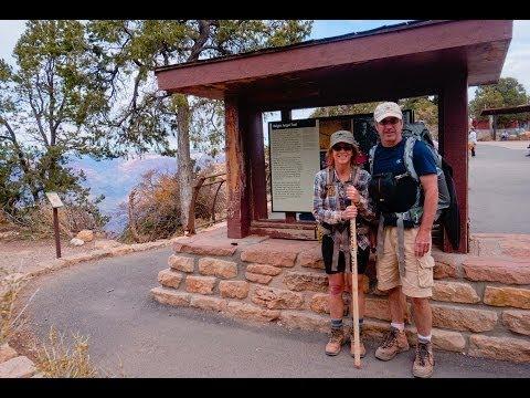 Grand Canyon Rim to Rim / North Kaibab & Bright Angel Trails