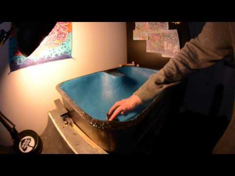 DIY FingerBoard Pool 2013