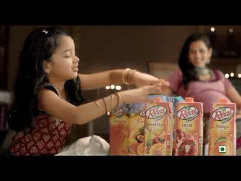 Real fruit Power - Healthy Drinks for Kids - Greetings from Real Fruit Power