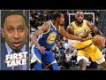 Download Video Download NBA stars want to beat LeBron, not play with him – Stephen A. | First Take 3GP MP4 FLV