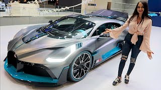 Here's Why the Bugatti Divo Is Worth $5.8 Million !!!