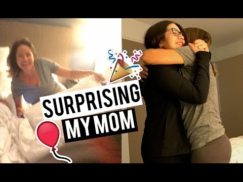 SURPRISING MY MOM FOR MOTHER'S DAY ♡
