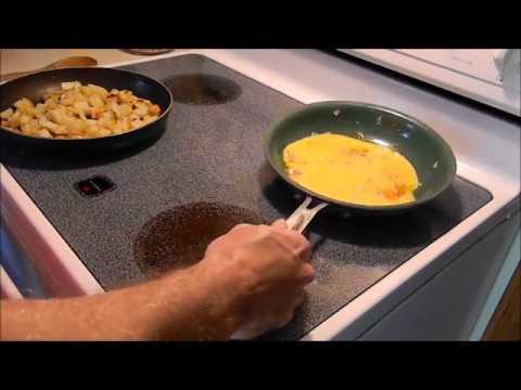 Simple Denver Omelette!!