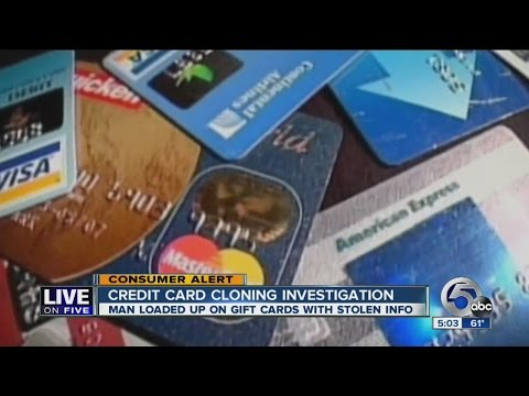 Police investigating credit card cloning scheme