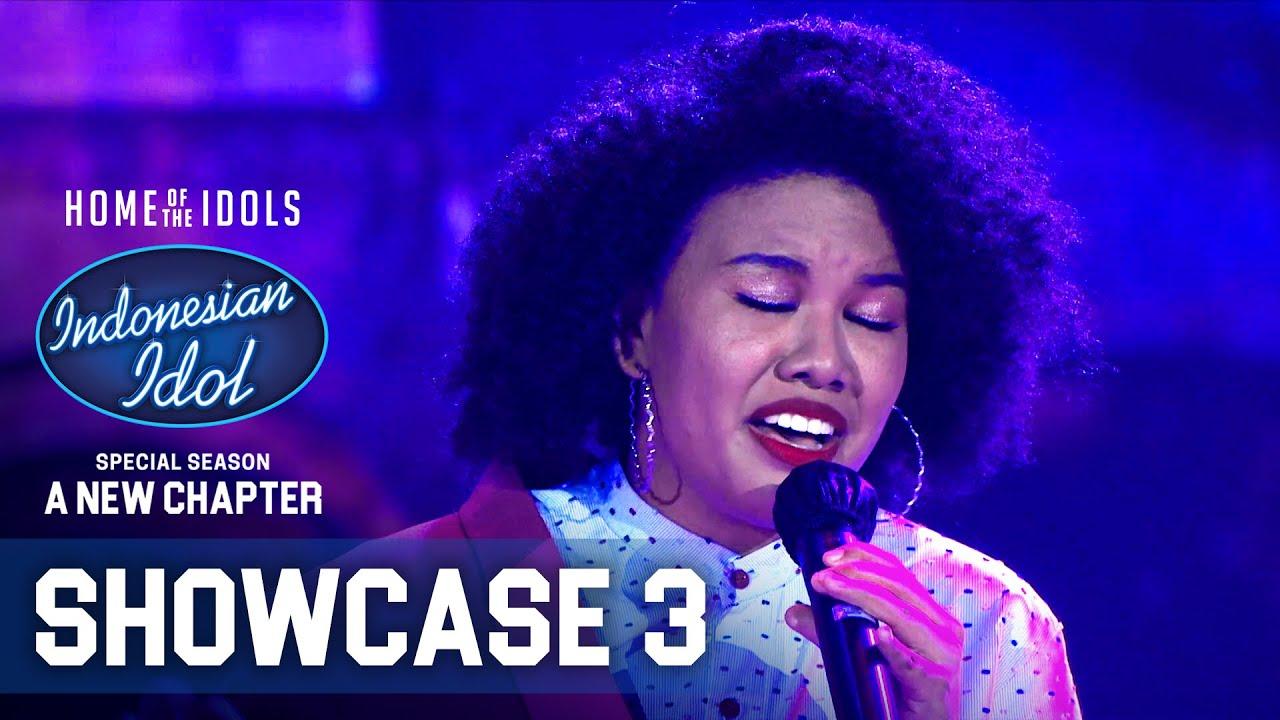 """JEMIMAH - CINTA DALAM HATI (Ungu) - SHOWCASE 3 - Indonesian Idol 2021"