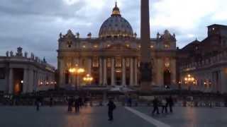20150323 義大利Vatican梵蒂岡城