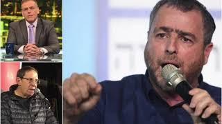 #x202b;איש השמאל הקיצוני כרמי גילון מפיל פצצה: לא הכרתי את אבישי רביב, ריקלין בתגובה: אני פשוט לא מאמין לו#x202c;lrm;