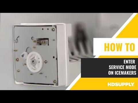 GE Refrigerator- Icemaker & Water Valve  - HD Supply Facilities Maintenance