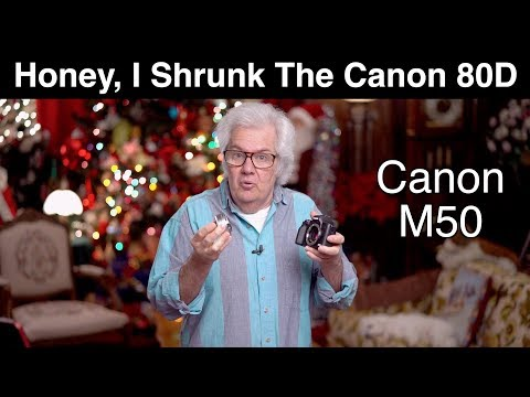 Honey, I Shrunk The Canon 80D