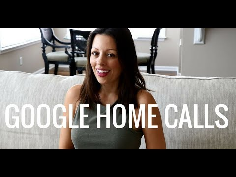 Using Google Home for Calls: 5 Things You Need to Know NOT A SETUP VIDEO