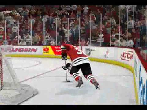 10 win in a row (NHL 09)