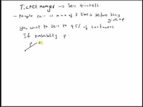Example: Geometric Random Variable