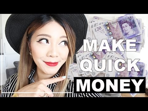 5 Ways To Make QUICK Money