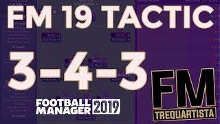 7 minutes, 31 seconds) Football Manager 2019 Tactics Video