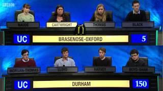 Download University Challenge S44E12 Durham vs Brasenose-Oxford Video