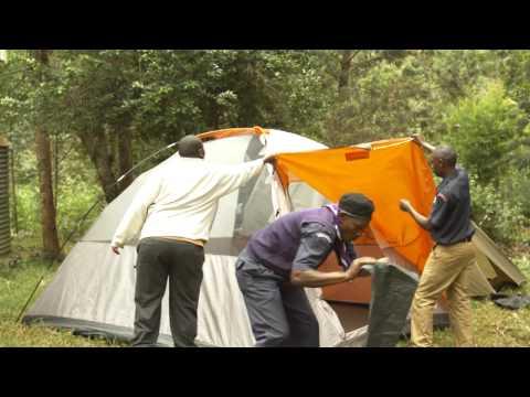 Kamuchege Sea Scouts Camping Equipment Rental  - d'équipement de camping