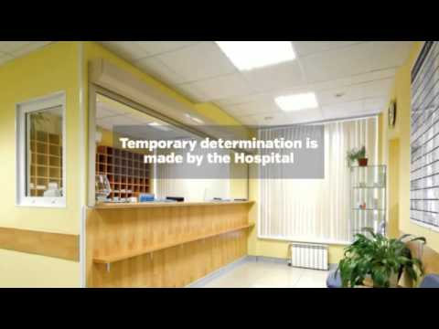 Hospital Presumptive Eligibility - HCFS