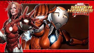 Download SHP 119 ประวัติ Pepper Potts ผู้สวมเกราะ Rescue !! Video