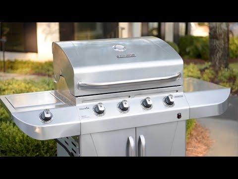 Char-Broil Advantage 4 Burner Gas Grill