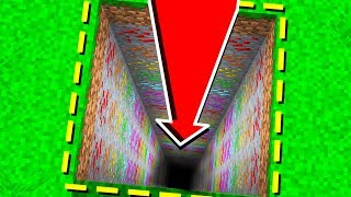 DO *NOT* DIG STRAIGHT DOWN in MINECRAFT PE!
