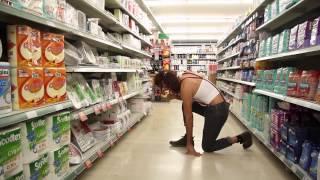 Kiesza - Hideaway Parody - Supermarket version