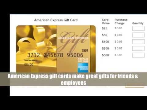 American Express gift card promo coupon codes