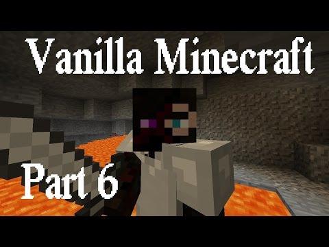 Vanilla Minecraft - Part 6 - Geology Jumble