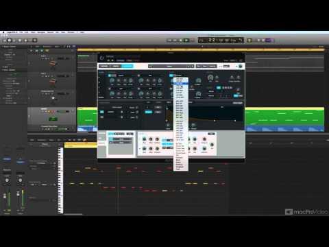 Logic Pro X 303: 21 Synth Secrets - 18. Acid Glide Effects