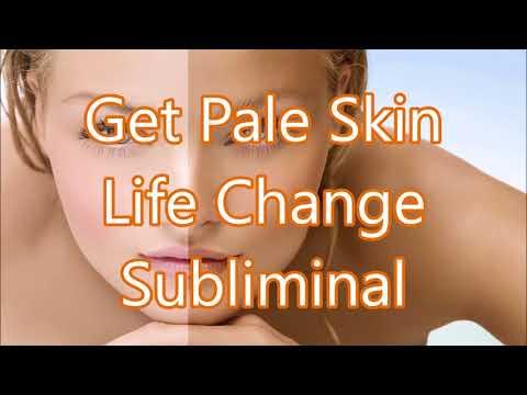 Get Pale Skin - Life Change Subliminal