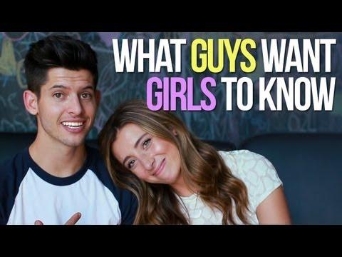 What GUYS WANT GIRLS to KNOW! w/ Lauren Elizabeth - #DearHunter