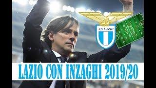 Formazione Lazio 2019/2020 Con Inzaghi? Ipotesi Calciomercato Lazio