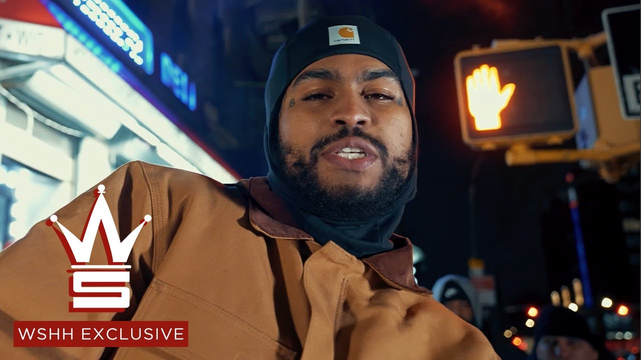 """Dave East - """"Child Of The Ghetto"""" (Official Music Video - WSHH Exclusive)"""