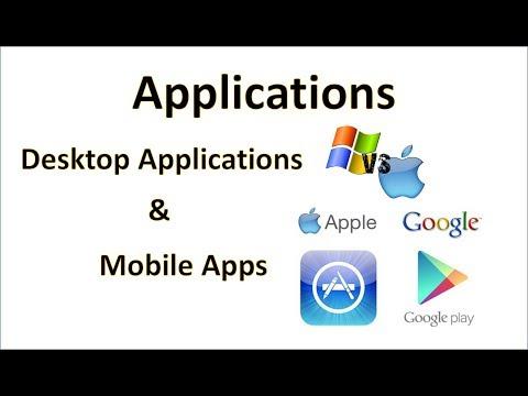 Computer Fundamentals - Understanding Applications
