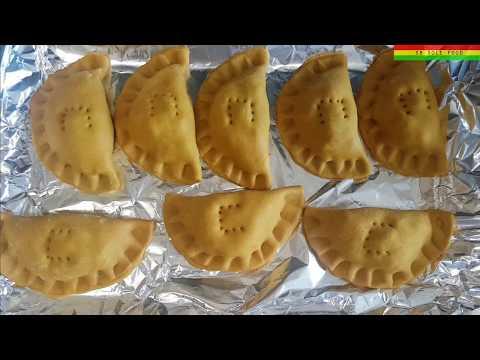 Chicken Jamaican Patties