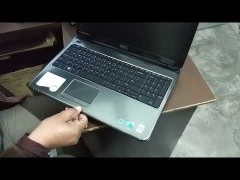 How to Replace Hard Disk on Dell Inspiron N5010 (Sai Computer)