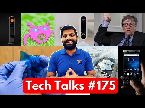Tech Talks #175 - Vivo V5s Dhamaka, Uber Flying Taxi, Amazon Echo Look, Call Drop India