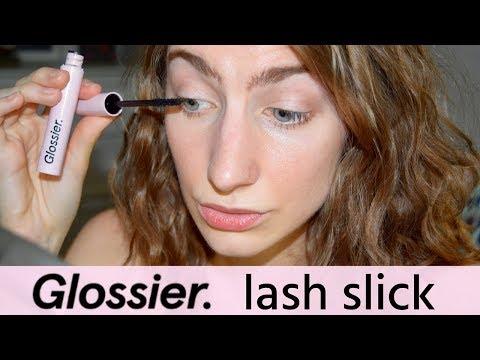 NEW Glossier Lash Slick Mascara Review