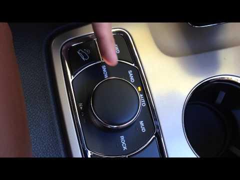 How To Shift Into 4 Wheel Drive 2015 Jeep Grand Cherokee | Spirit Chrysler Dodge Jeep Ram